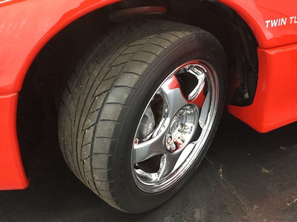 1994 MITSUBISHI 3000 GT VR4 for sale at Tradewinds Motor Center