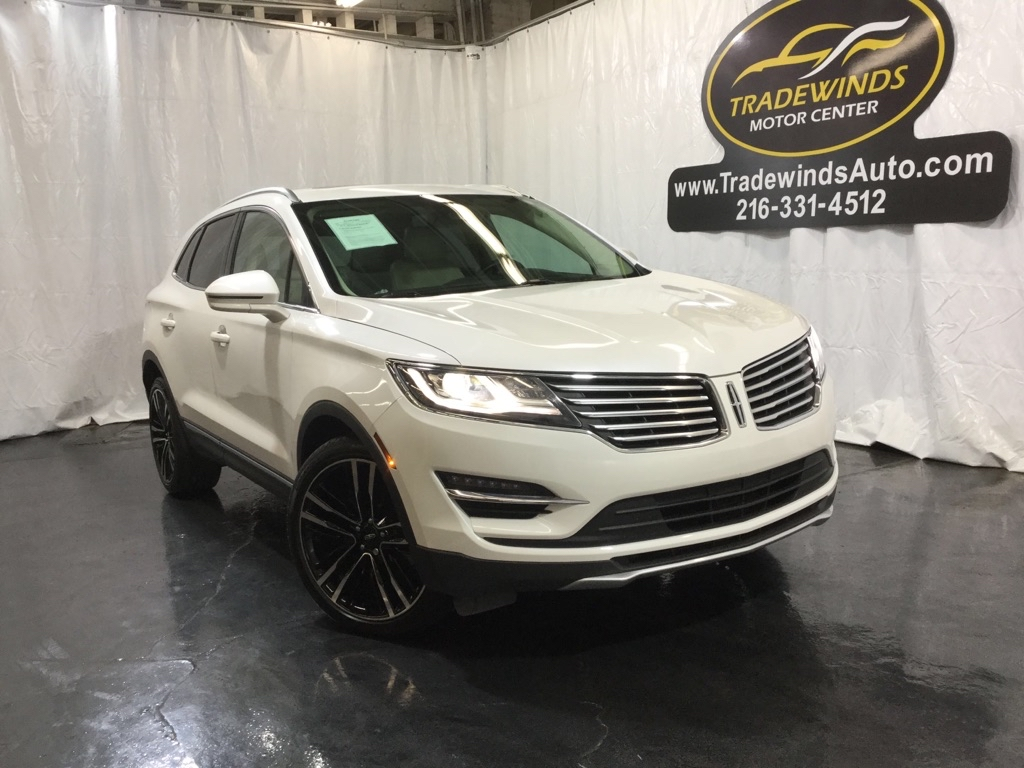 2017 LINCOLN MKC RESERVE for sale at Tradewinds Motor Center