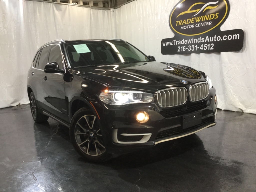 2017 BMW X5 XDRIVE35I for sale at Tradewinds Motor Center