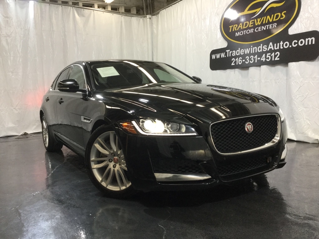2017 JAGUAR XF PRESTIGE for sale at Tradewinds Motor Center