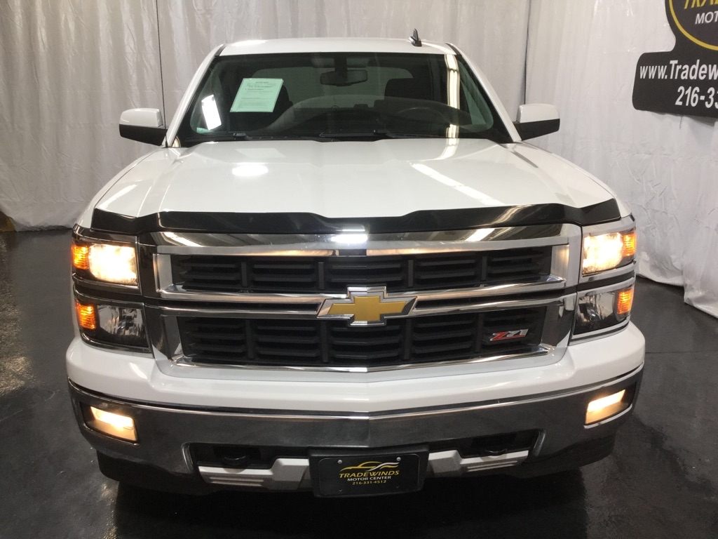 2015 CHEVROLET SILVERADO 1500 LT Z71 for sale at Tradewinds Motor Center