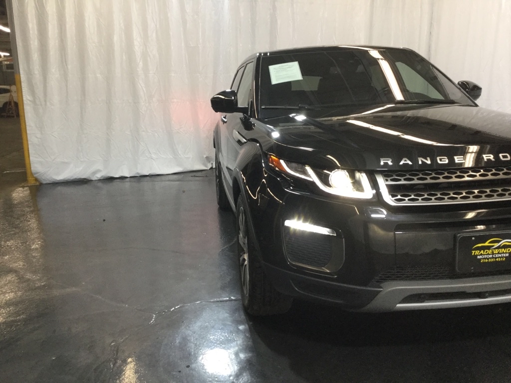 2017 LAND ROVER RANGE ROVER EVO HSE for sale at Tradewinds Motor Center