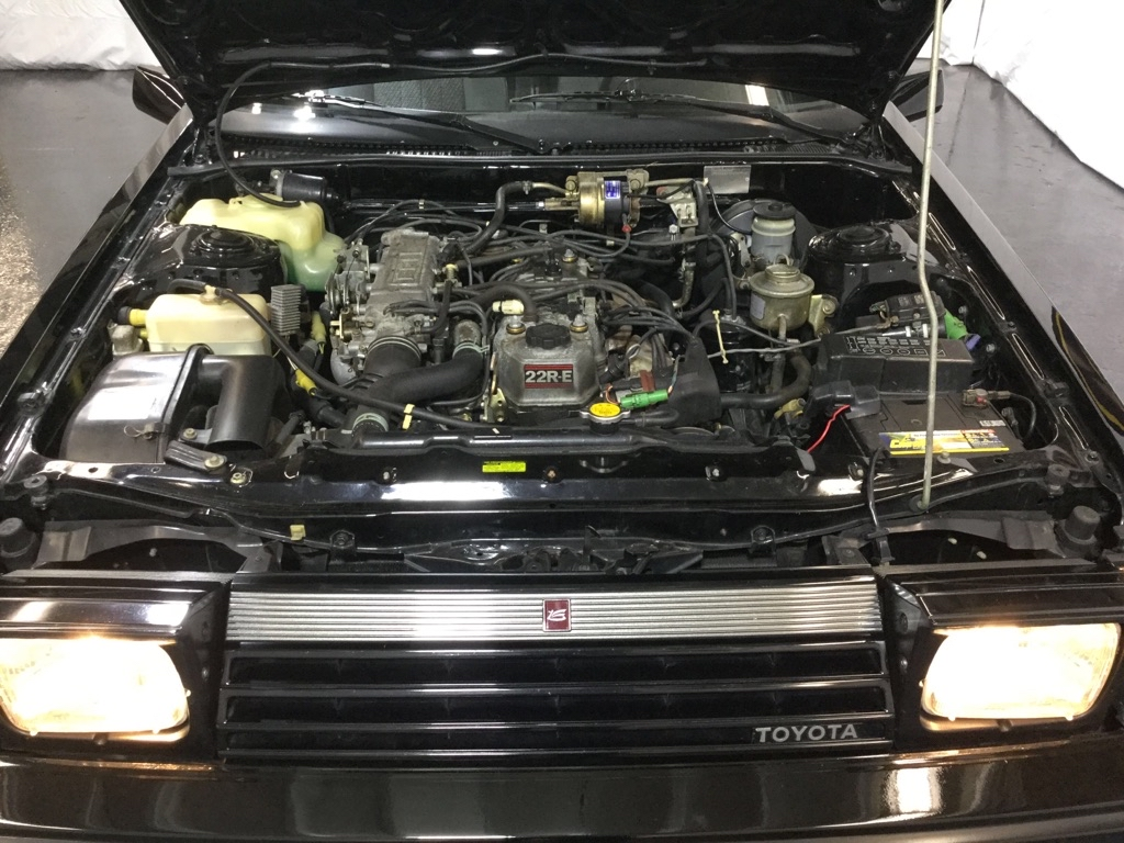 1985 TOYOTA CELICA GT-S for sale at Tradewinds Motor Center