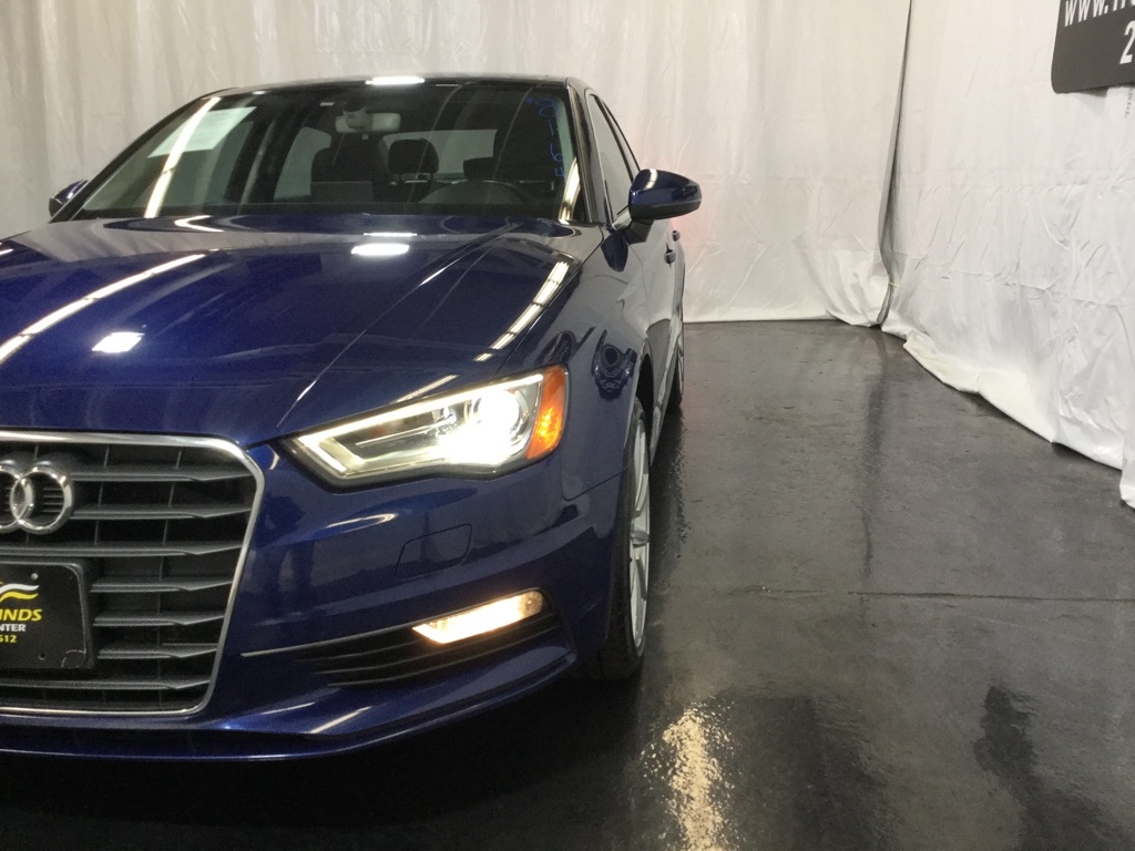 2016 AUDI A3 PREMIUM for sale at Tradewinds Motor Center