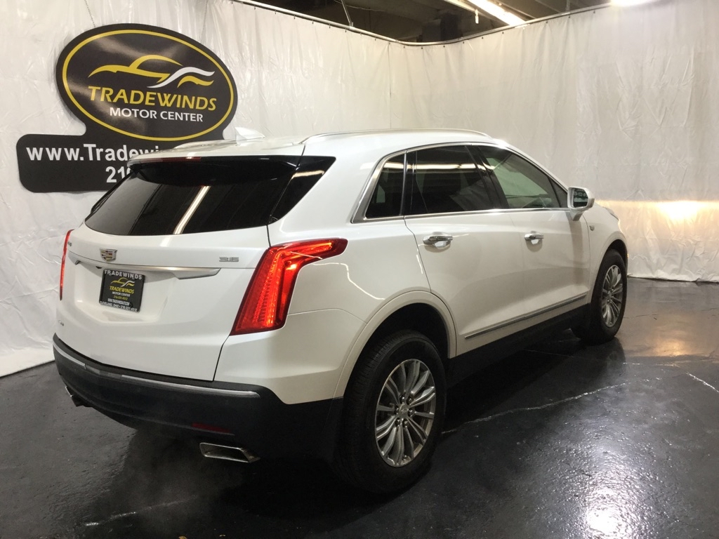 2019 CADILLAC XT5 LUXURY for sale at Tradewinds Motor Center