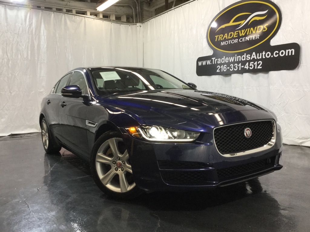 2018 JAGUAR XE PRESTIGE for sale at Tradewinds Motor Center