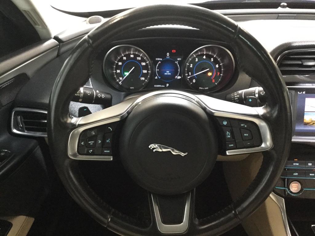 2018 JAGUAR XE PRESTIGE for sale at Tradewinds Motor Center