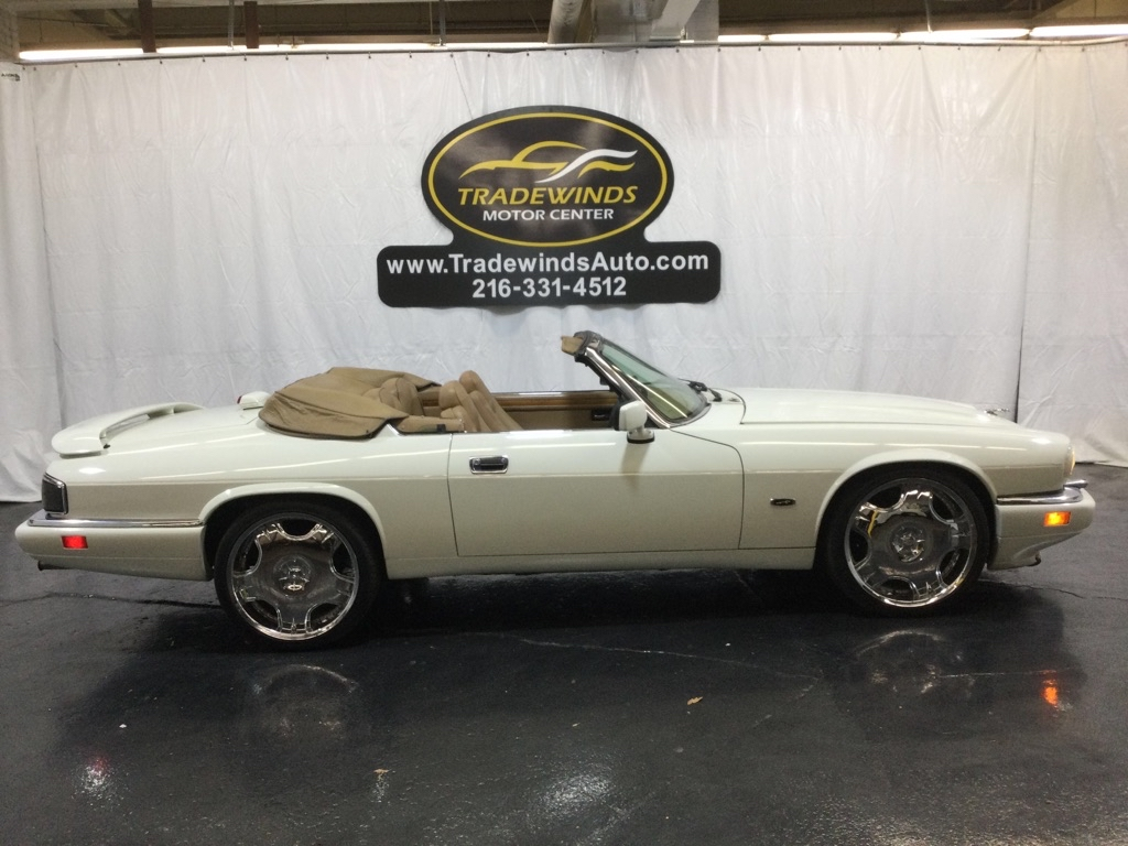 1994 JAGUAR XJS V12 2+2 for sale at Tradewinds Motor Center