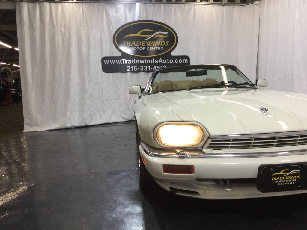 1994 JAGUAR XJS V12 2+2 for sale at Tradewinds Motor Center