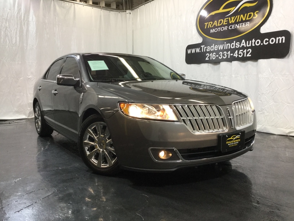 2012 LINCOLN MKZ  for sale at Tradewinds Motor Center