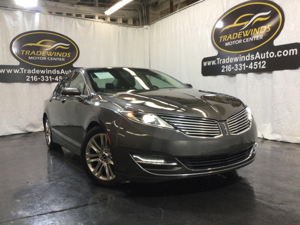 2016 LINCOLN MKZ  for sale at Tradewinds Motor Center