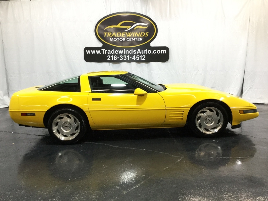 1993 CHEVROLET CORVETTE  for sale at Tradewinds Motor Center