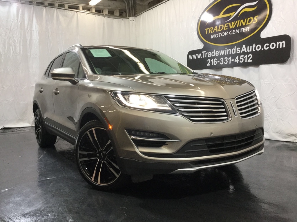 2018 LINCOLN MKC RESERVE for sale at Tradewinds Motor Center