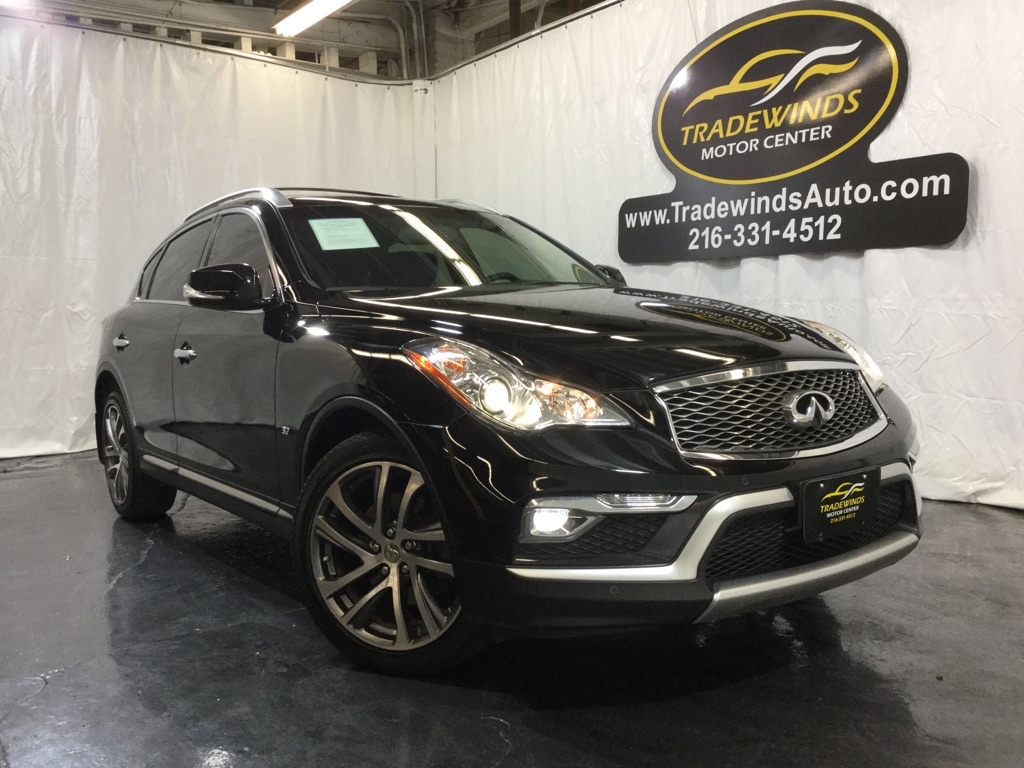 2016 INFINITI QX50  for sale at Tradewinds Motor Center