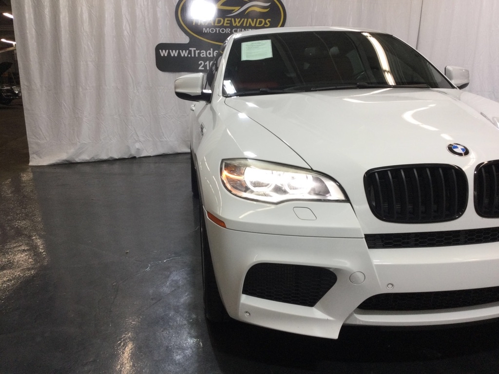 2014 BMW X6M M for sale at Tradewinds Motor Center