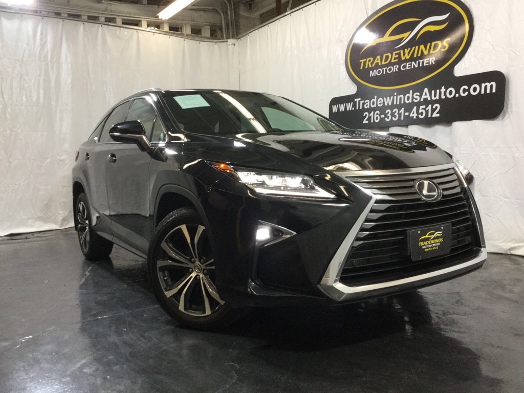 2016 LEXUS RX 350 for sale at Tradewinds Motor Center