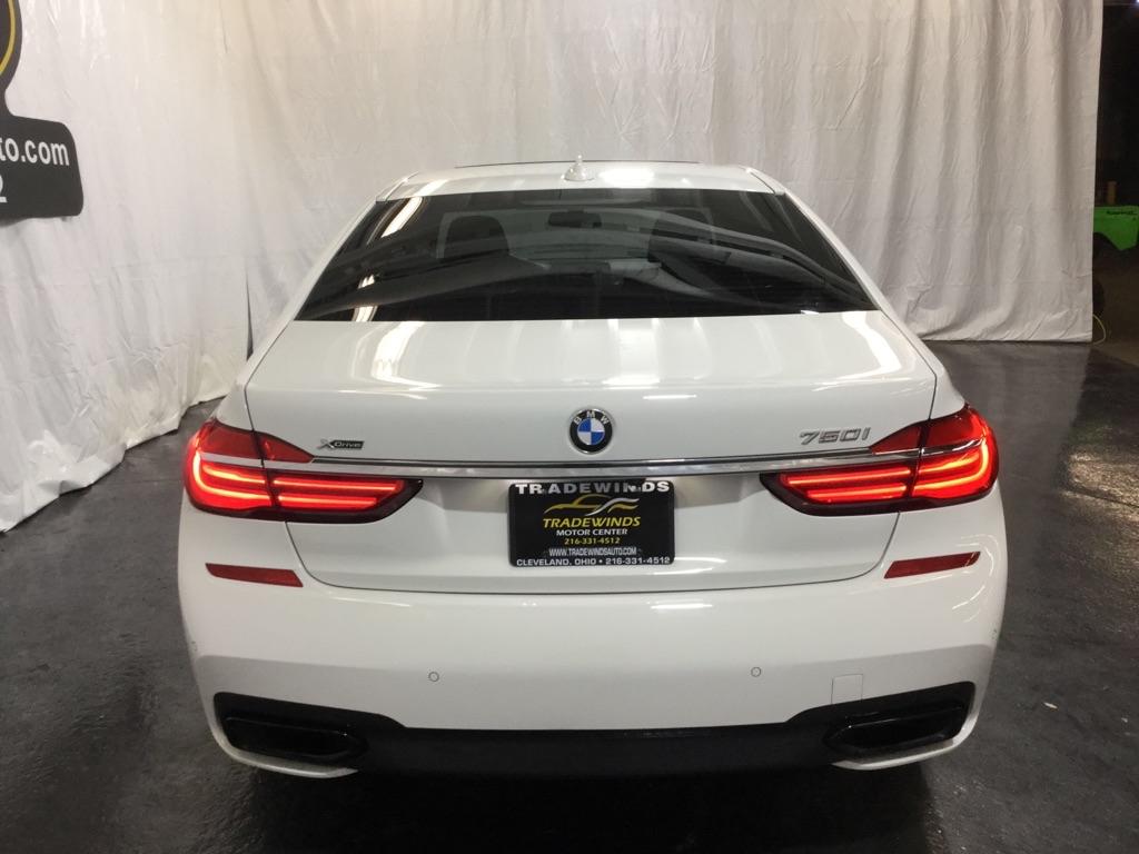 2018 BMW 750 XI M SPORT PKG for sale at Tradewinds Motor Center