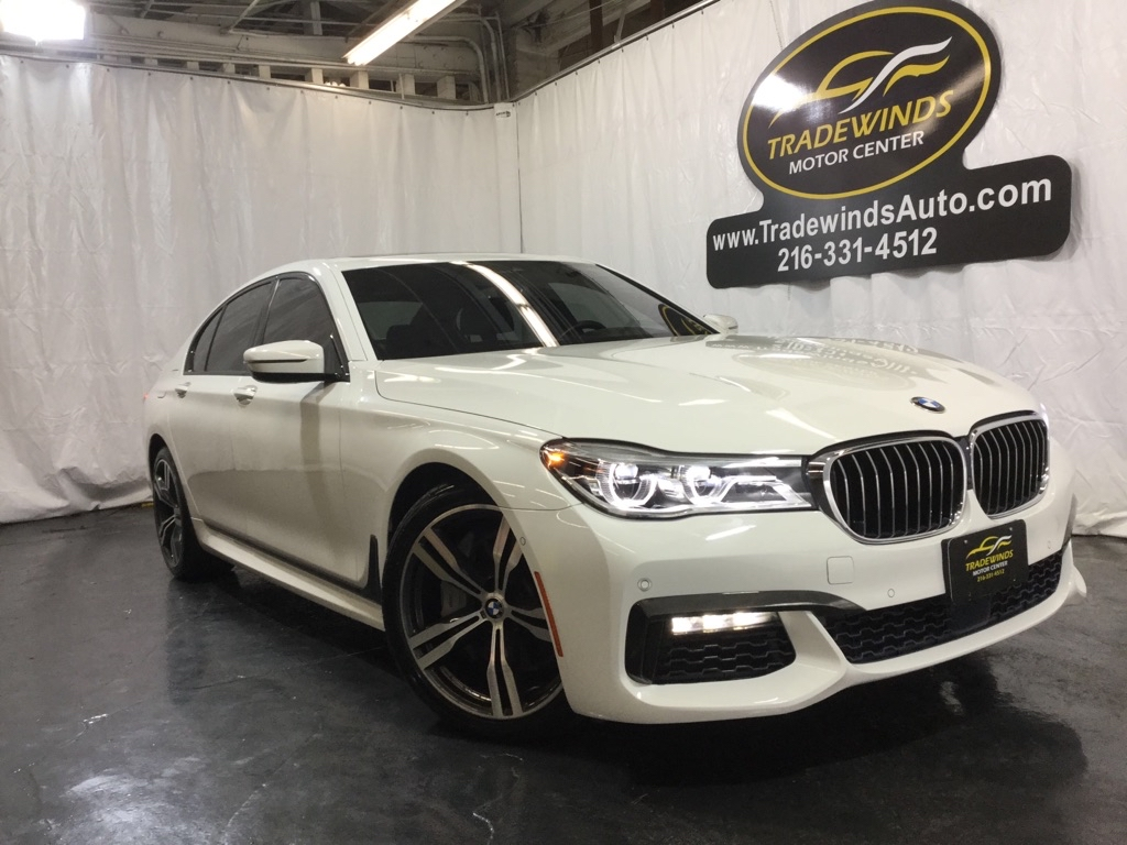 2018 BMW 750 XI M SPORT PKG for sale at Tradewinds Motor Center