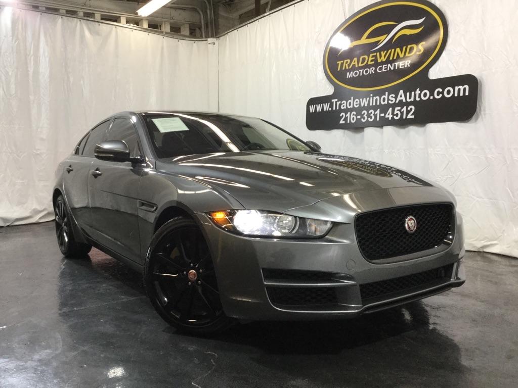 2018 JAGUAR XE PRESTIGE 30T for sale at Tradewinds Motor Center