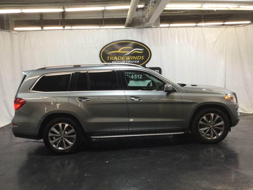 2016 MERCEDES-BENZ GL 450 4MATIC for sale at Tradewinds Motor Center