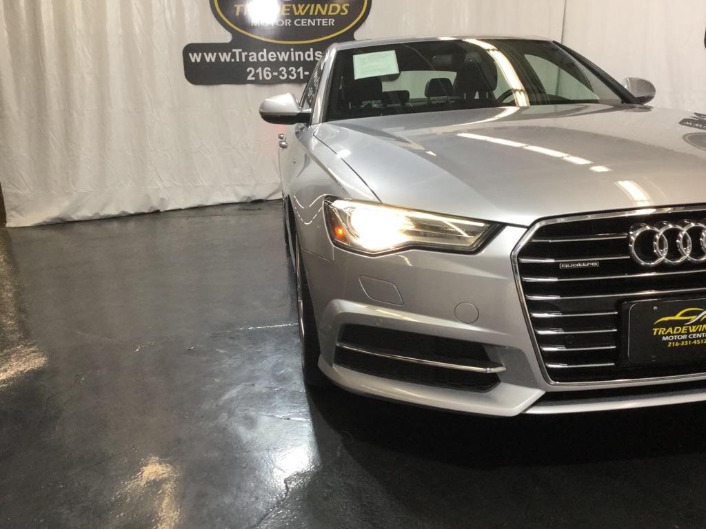 2016 AUDI A6 PREMIUM PLUS for sale at Tradewinds Motor Center