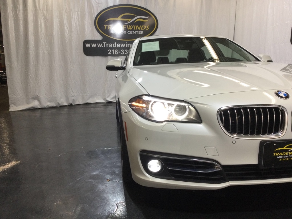 2016 BMW 535 XI for sale at Tradewinds Motor Center