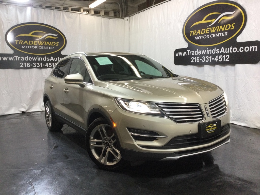 2015 LINCOLN MKC RESERVE for sale at Tradewinds Motor Center