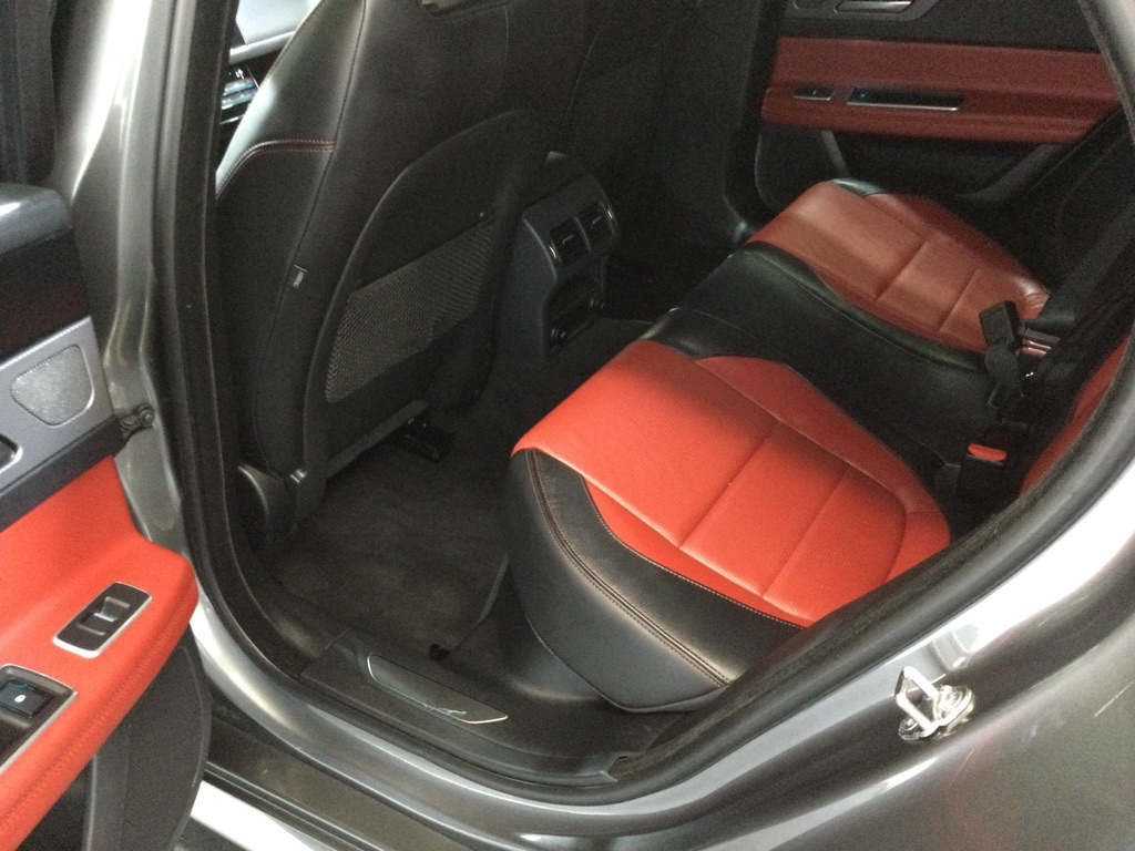 2018 JAGUAR XF R - SPORT for sale at Tradewinds Motor Center