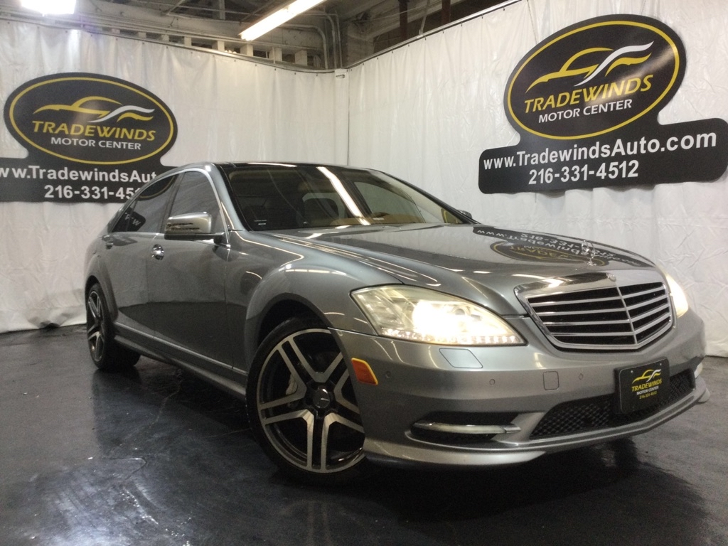 2010 MERCEDES-BENZ S-CLASS S550 AMG for sale at Tradewinds Motor Center
