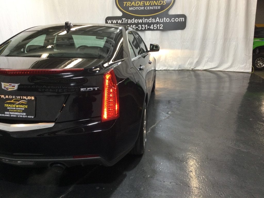 2016 CADILLAC ATS LUXURY for sale at Tradewinds Motor Center