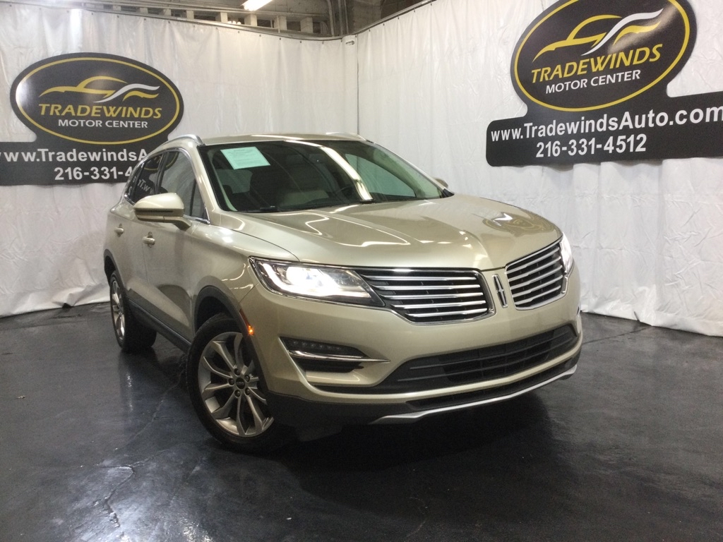 2017 LINCOLN MKC SELECT for sale at Tradewinds Motor Center