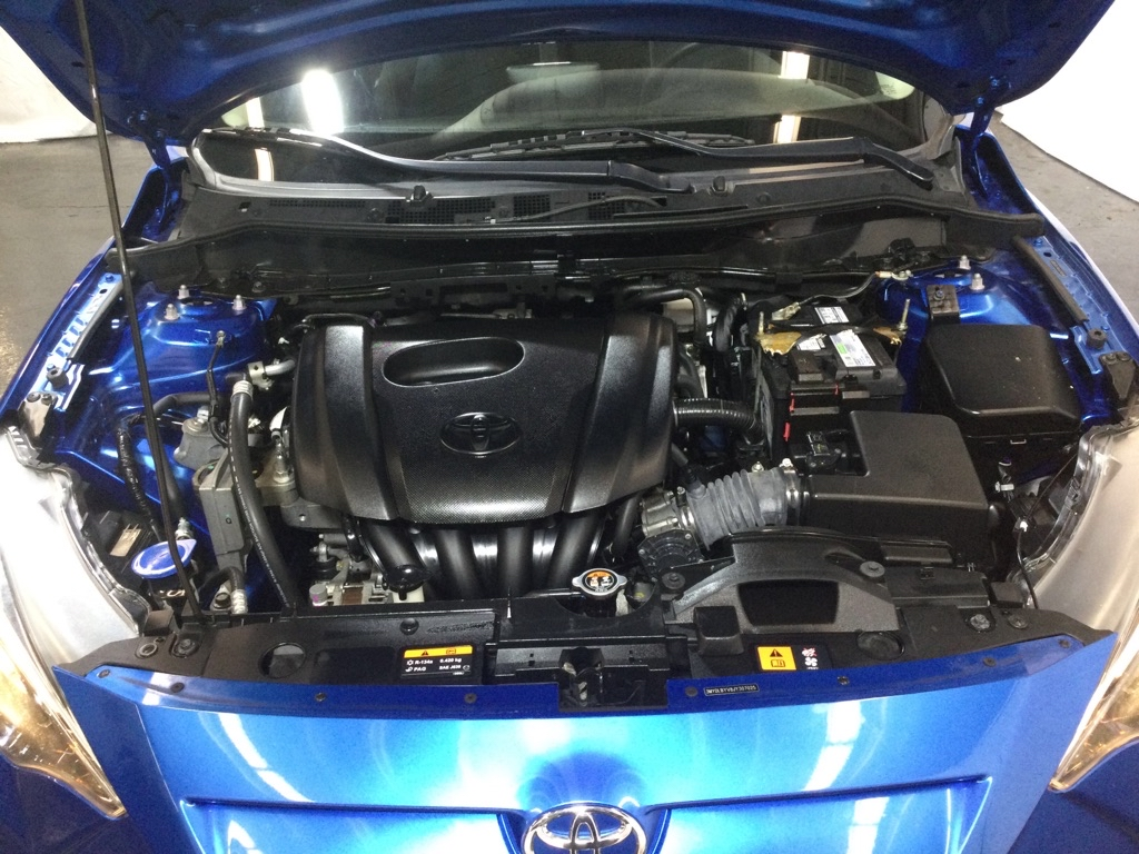 2018 TOYOTA YARIS IA  for sale at Tradewinds Motor Center
