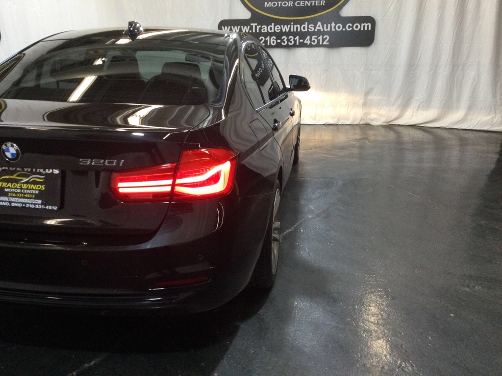 2016 BMW 320 XI for sale at Tradewinds Motor Center