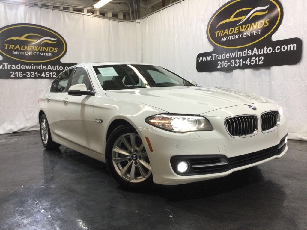 2016 BMW 528 XI for sale at Tradewinds Motor Center