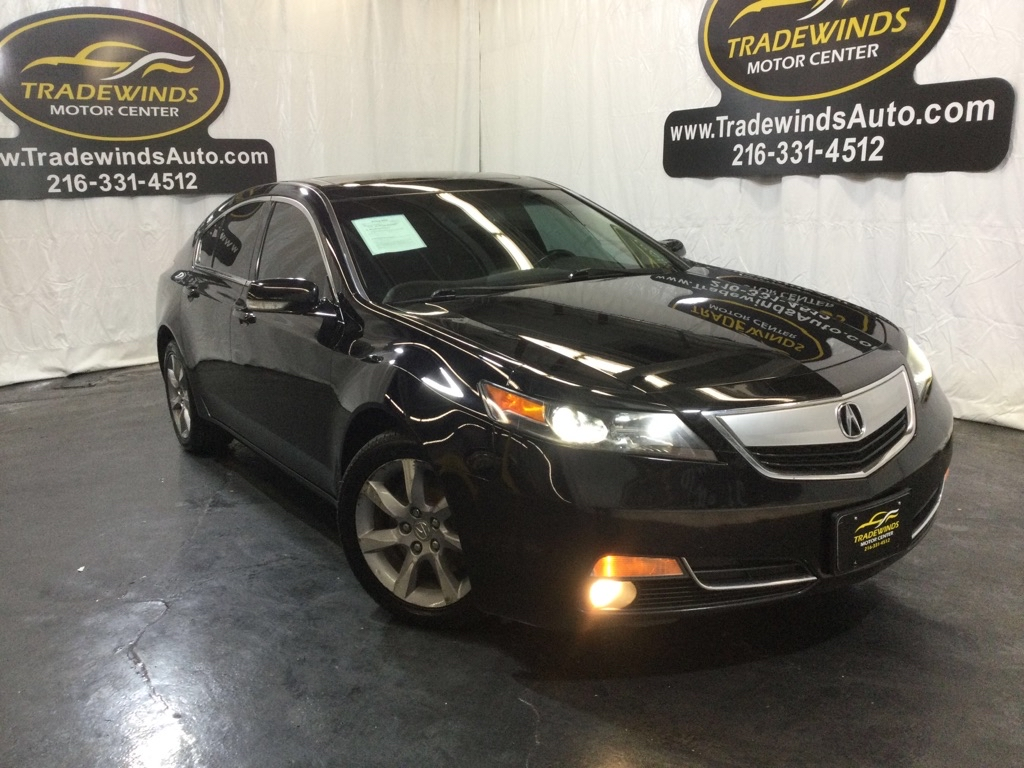 2012 ACURA TL  for sale at Tradewinds Motor Center