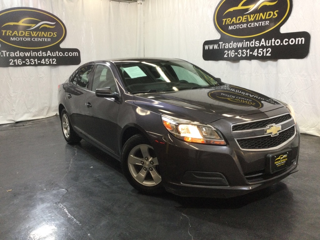 2013 CHEVROLET MALIBU LS for sale at Tradewinds Motor Center