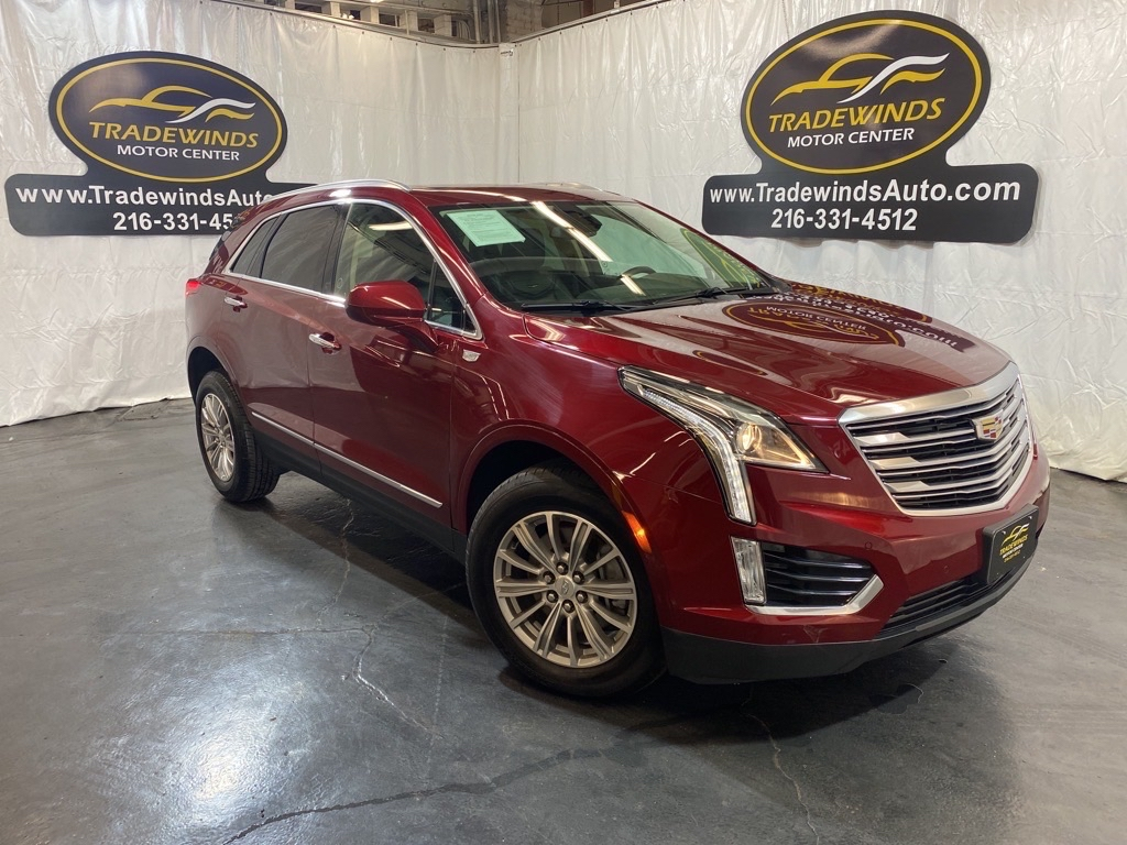 2017 CADILLAC XT5 LUXURY for sale at Tradewinds Motor Center
