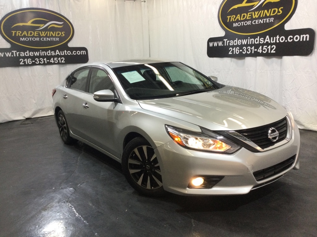2018 NISSAN ALTIMA SL for sale at Tradewinds Motor Center