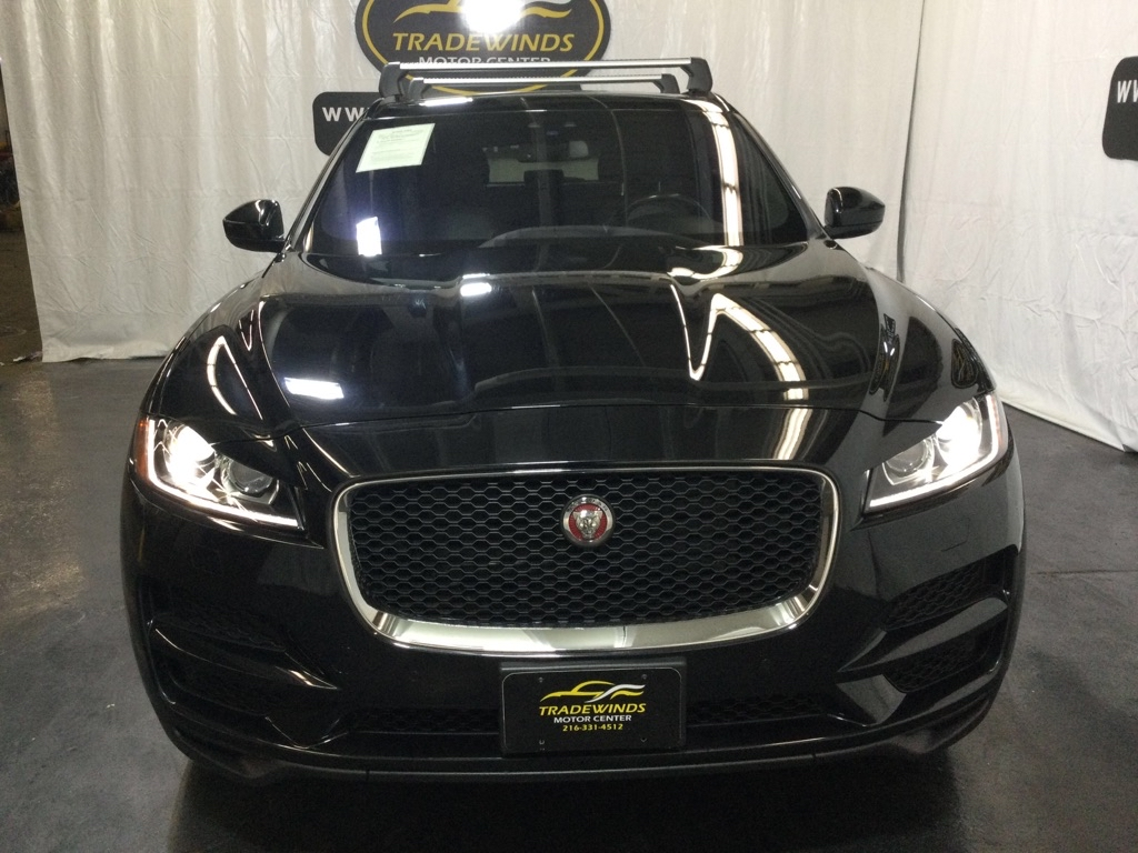2018 JAGUAR F-PACE PRESTIGE for sale at Tradewinds Motor Center