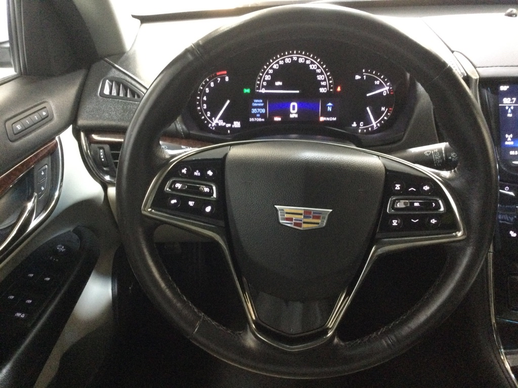 2017 CADILLAC ATS LUXURY for sale at Tradewinds Motor Center