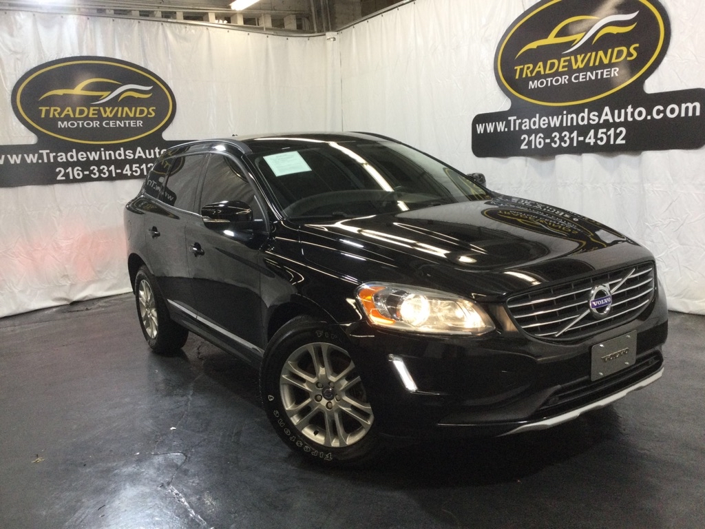 2016 VOLVO XC60 T5 for sale at Tradewinds Motor Center