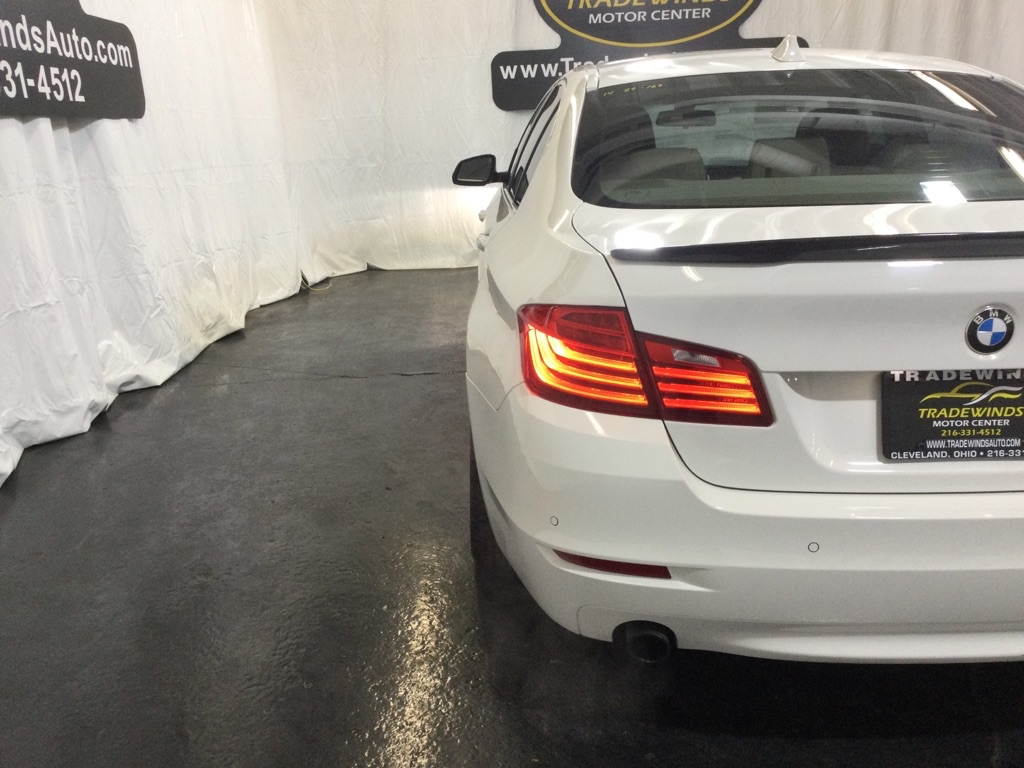 2014 BMW 535 I for sale at Tradewinds Motor Center