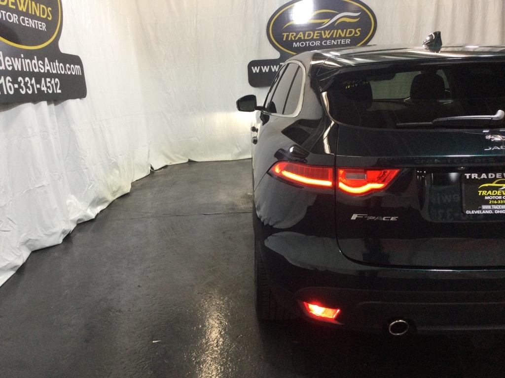 2018 JAGUAR F-PACE PRESTIGE for sale at Tradewinds Motor Center