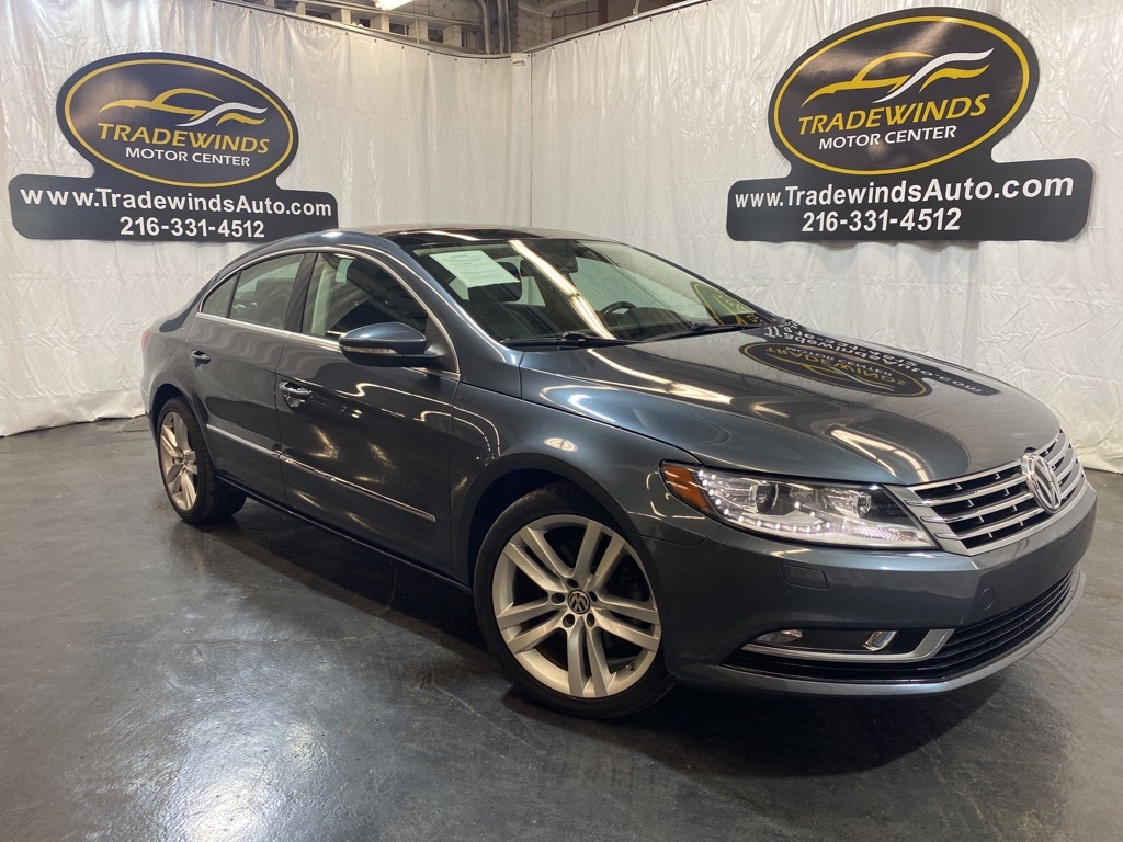 2014 VOLKSWAGEN CC EXECUTIVE for sale at Tradewinds Motor Center