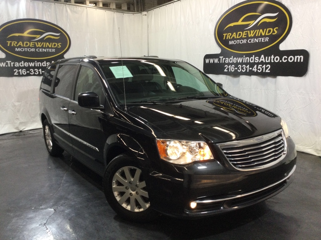 2016 CHRYSLER TOWN & COUNTRY TOURING for sale at Tradewinds Motor Center