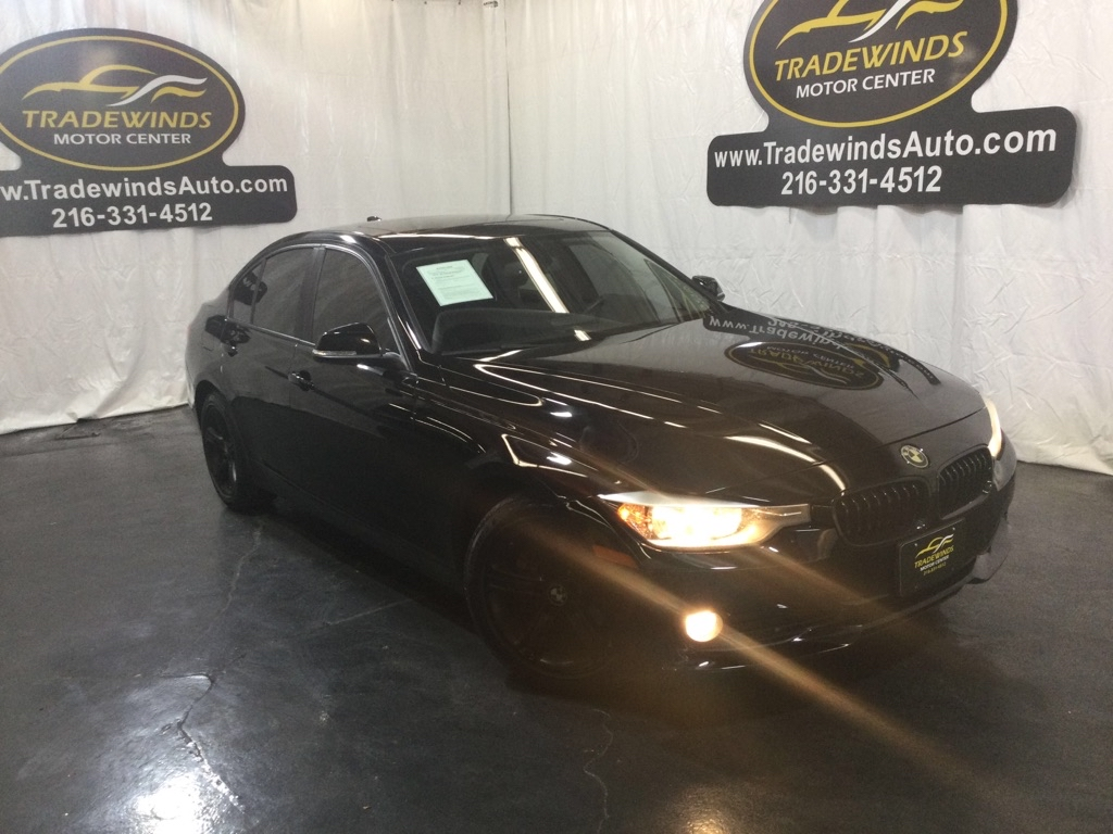 2015 BMW 328 I for sale at Tradewinds Motor Center