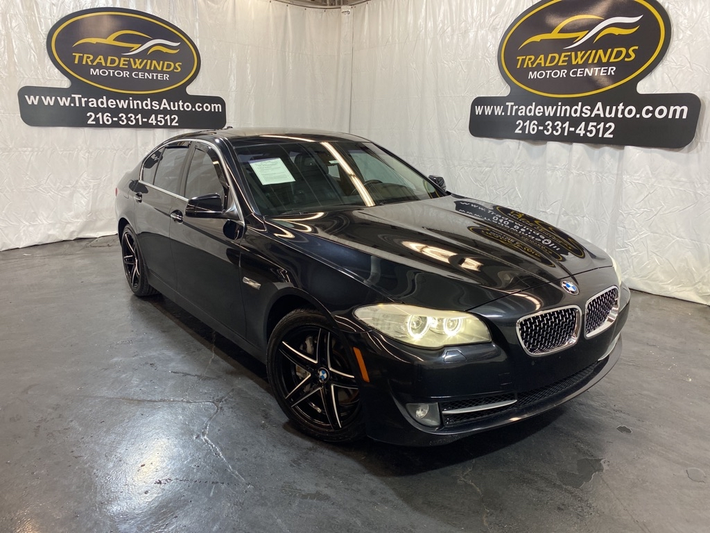 2012 BMW 550 I for sale at Tradewinds Motor Center