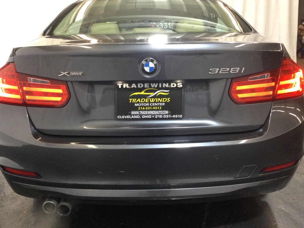 2014 BMW 328 XI SULEV for sale at Tradewinds Motor Center