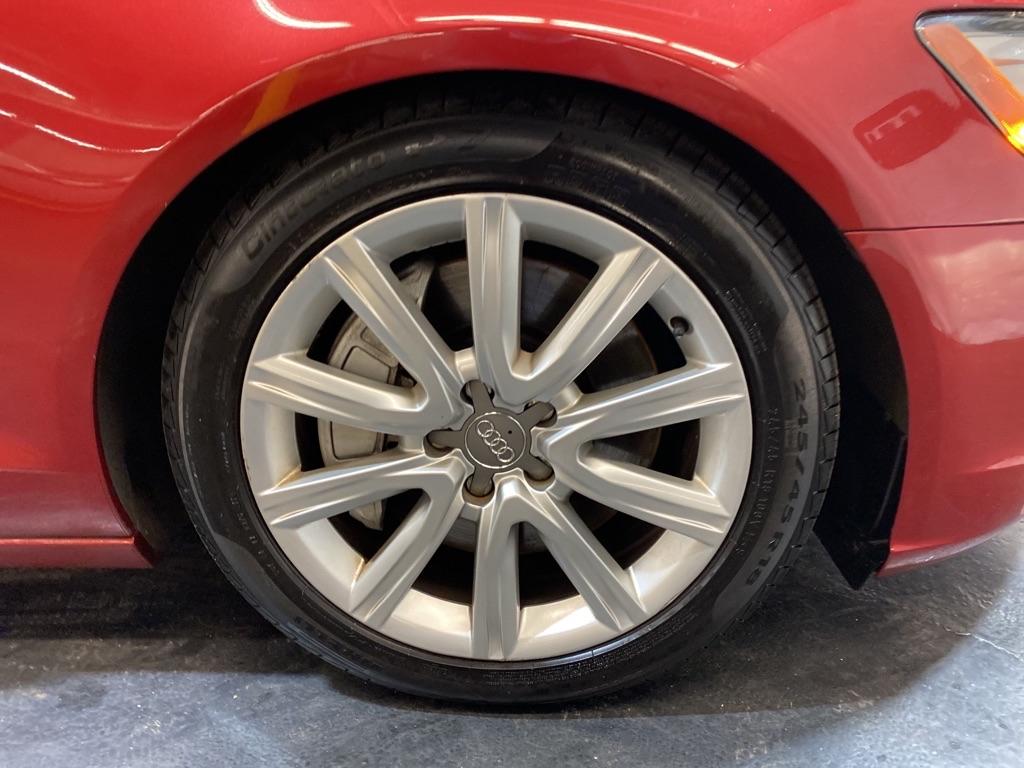 2014 AUDI A6 PREMIUM PLUS for sale at Tradewinds Motor Center