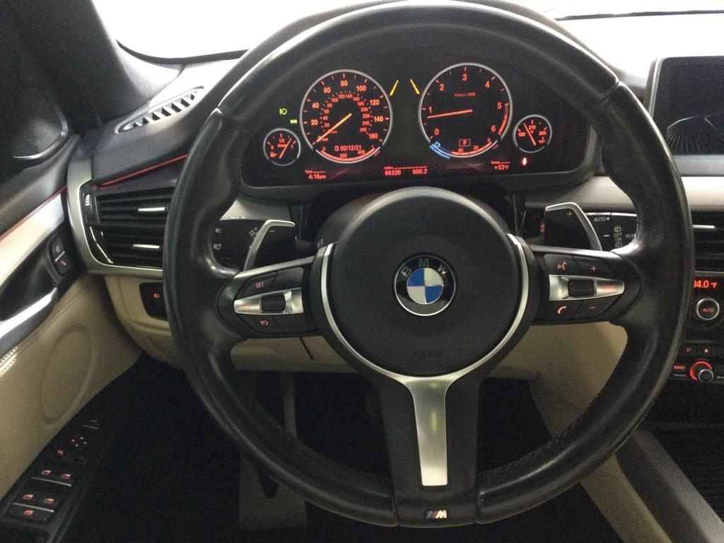 2016 BMW X5 XDRIVE35D for sale at Tradewinds Motor Center